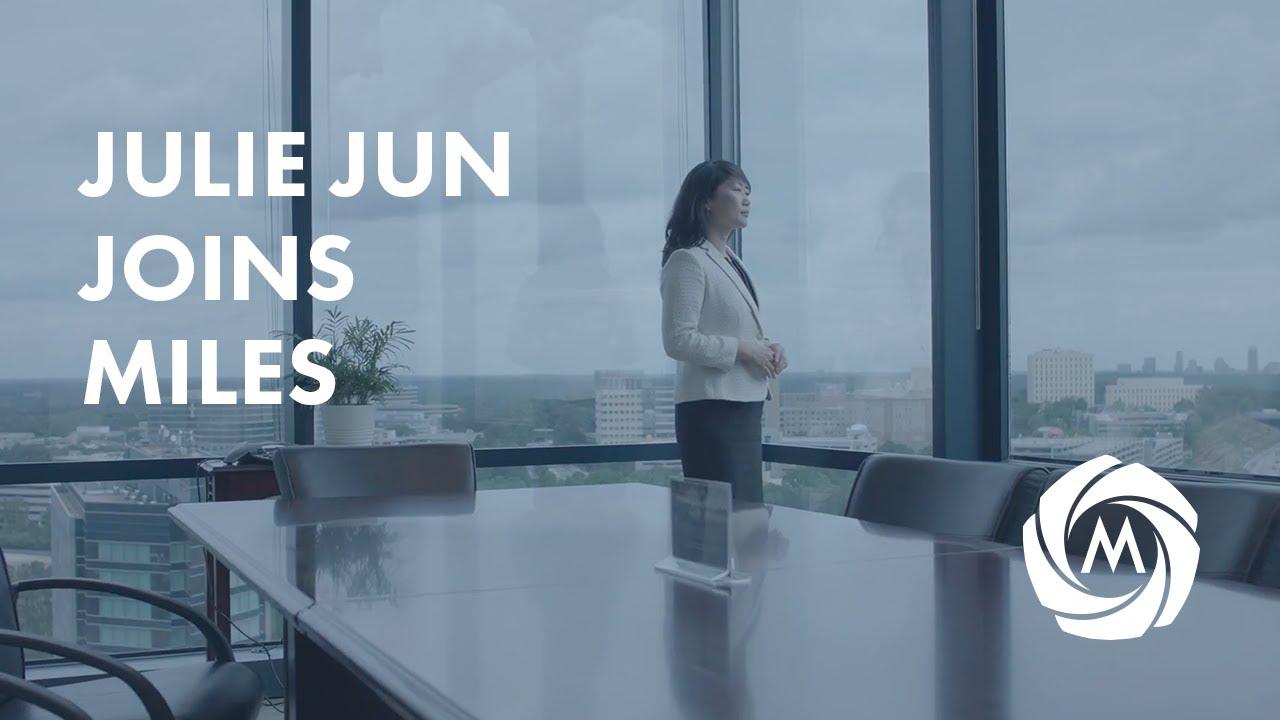 Julie Jun Join Miles- Pt. 1 video