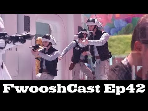FwooshCast Ep42: Hasbro SDCC Star Wars Black Series Panel and Exclusives