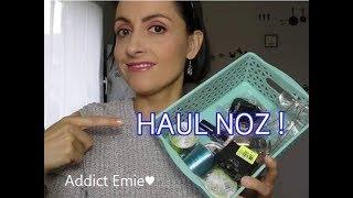 HAUL NOZ💙🍭... Addict Emie