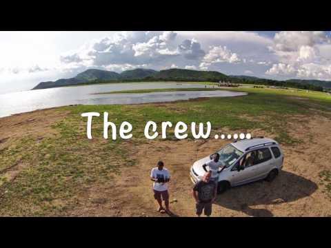 Walking with Elephants - Kariba, Zimbabwe footage taken on a iPhone