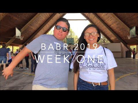 Broken Arrow Bible Ranch 2019 Week One