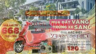 Chính thức mở bán khu đô thị Hoàng Thành Kon Tum - LH: 0903.68.18.76