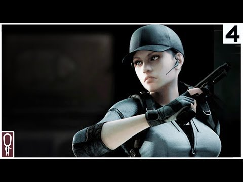 The Transformation Begins - Resident Evil 1 HD Remaster Gameplay Part 4 Let's Play [TwitchVod]