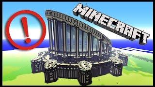 КАК КРАСИВО СТРОИТЬ В МАЙНКРАФТ - Minecraft