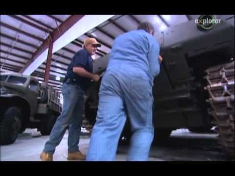 Танковая мастерская-M18 Hellcat. 04