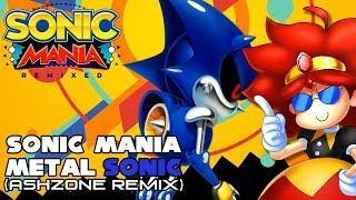 Sonic Mania - Metal Sonic (AshZone Remix)