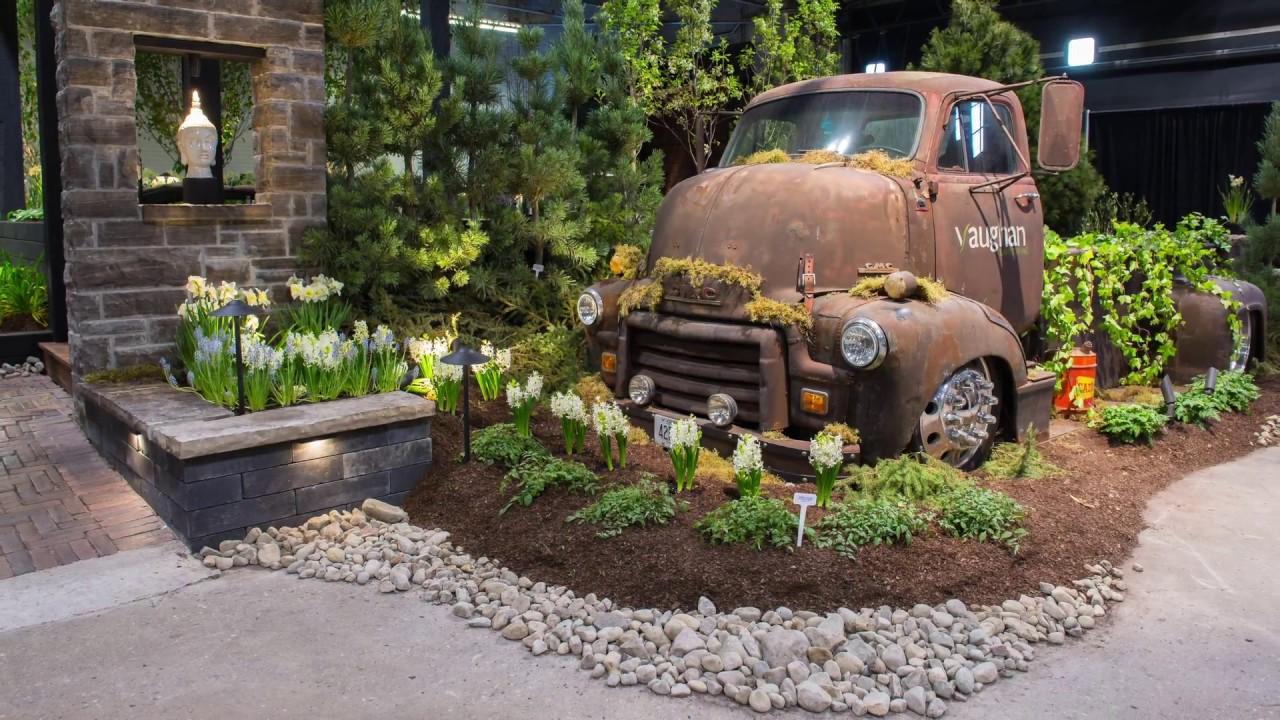 Vaughan Landscaping Canada Blooms 2017 Feature Garden