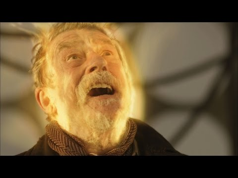 The War Doctor Regenerates | John Hurt to Christopher Eccleston |  The Day of the Doctor | BBC