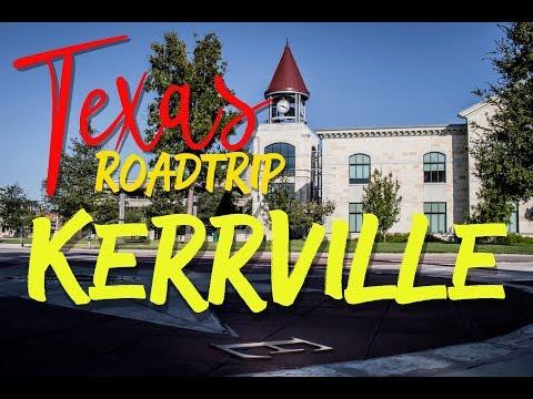 Kerrville, Texas Roadtrip - Vlog