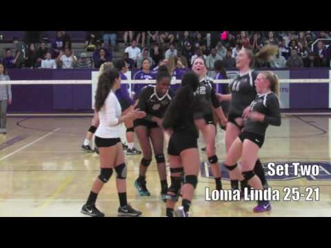 CIF State Volleyball: St. Anthony vs. Loma Linda Academy