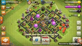 Clash of clans, evento draghi
