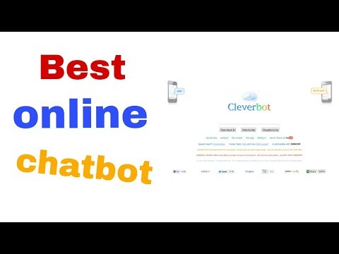Best Online Chatbot For Chat.