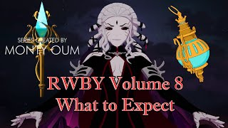 RWBY Volume 8 - What can we Expect as the Atlas Arc continues?