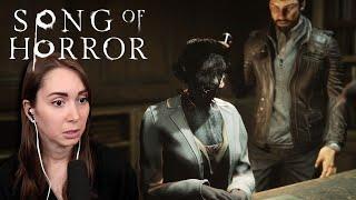 [ Song of Horror ] Monks be crazy - Episode 4 ending