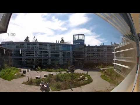 13 Hour Time Lapse - University of Victoria