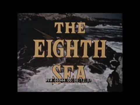 "CONSTRUCTION OF THE ST. LAWRENCE SEAWAY  ""THE EIGHTH SEA"" 1958 WALTER CRONKITE FILM 66944"