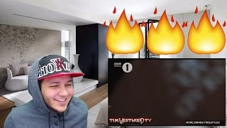 Eminem biggest ever freestyle in the world! - Westwood REACTION!!
