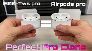 PERFECT PRO CLONE!! I500-Tws Pro vs Airpods Pro