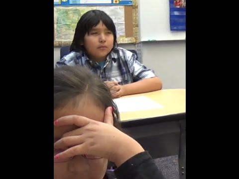 3rd Grade Native American Visualization Writing, Wind River