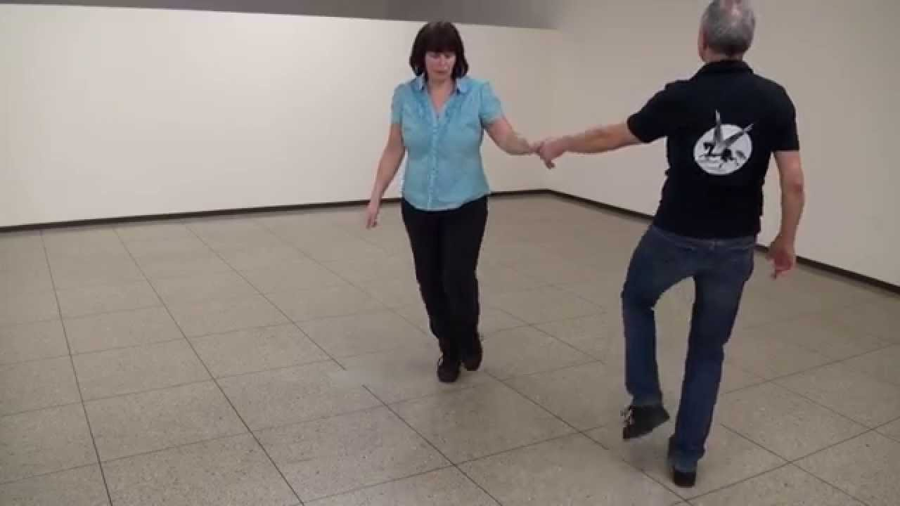 how to spin dance partner