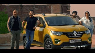 The New #RenaultTRIBER Is Here