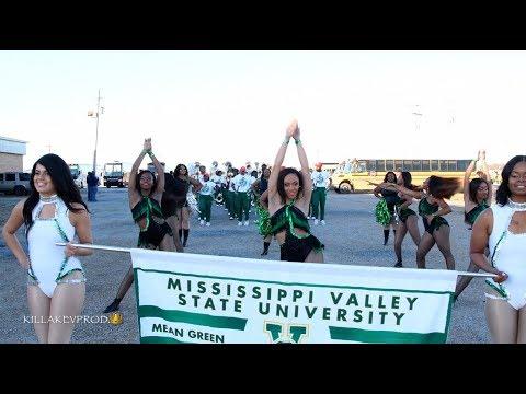 Mississippi Valley Marching In - Stillman Cranks Up - Instant Battle! - 2018