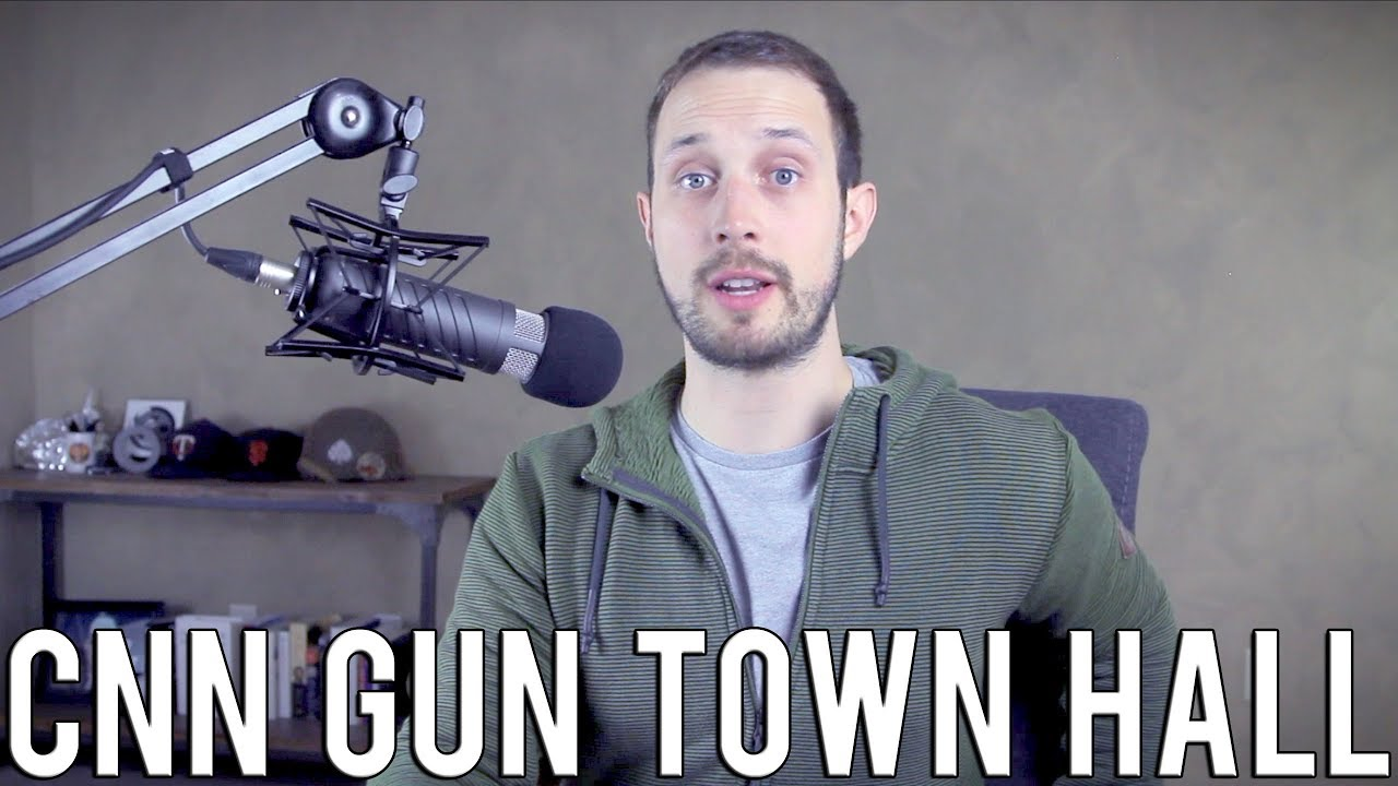 The Worst Part of the CNN Gun Town Hall | Kid Activist v Marco Rubio