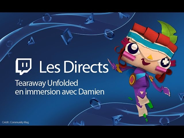 Tearaway Unfolded - Immersion