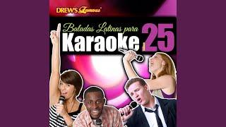 Los Ojos De La Española (Karaoke Version)