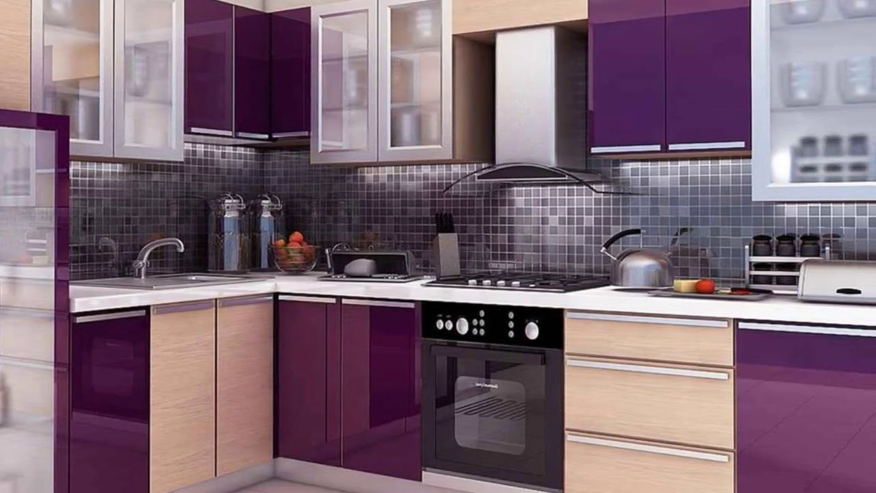 Modular Kitchen Colours Combination Ideas Youtube