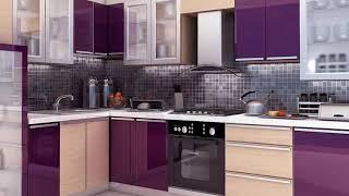 Modular Kitchen Colours Combination Ideas