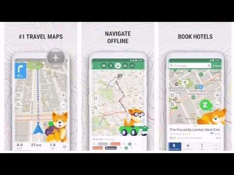 Top 5 Best Offline GPS Navigation Apps For Android