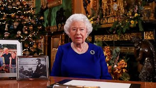 Queen's Christmas message reflects on 'bumpy' 2019