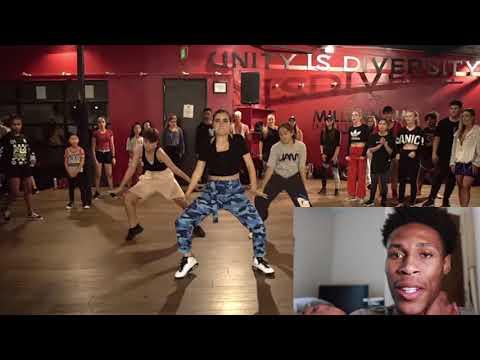 "MARSHMELLO - ""HAPPIER"" Dance | Matt Steffanina & Bailey Choreography(Reaction)"