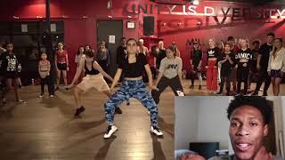 Marshmello - happier Dance | Matt Steffanina & Bailey Choreography Reaction