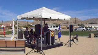 Veterans Day, November 11, Desert Hot Springs Veterans Park
