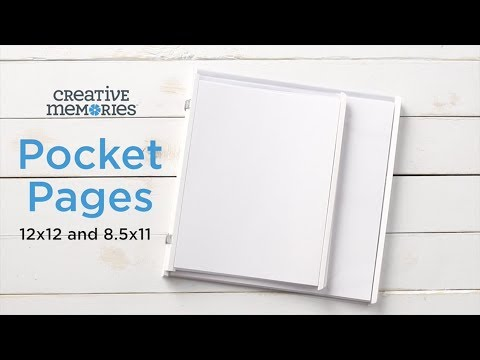 Pocket Pages | Creative Memories Australia