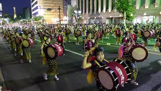 誠桜さんさプロジェクト/第41回 盛岡さんさ踊り2018(三日目)