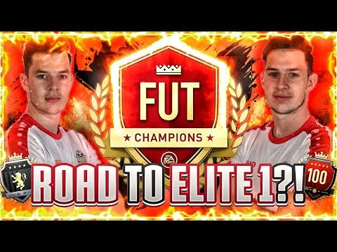 FIFA 19: ROAD TO ELITE 1 🔥 Neues Team testen + paar Packs😱 thumbnail