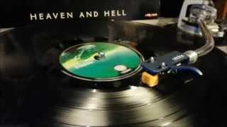 "Black Sabbath ""Heaven and Hell"" Mexican Edition Vinyl"