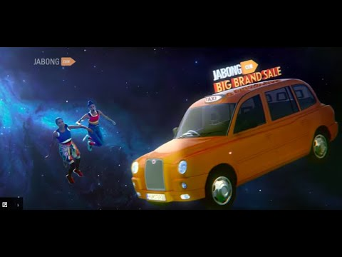 Jabong's new TVC campaign promises an 'out-of-the-world' shopping experience during the upcoming 'Big Brand Sale'