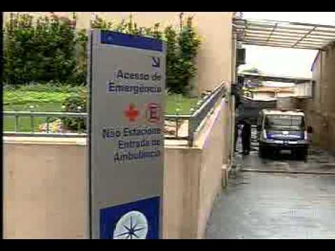 Vídeo do SPTV falando do Hospital da Luz em Santo Amaro.