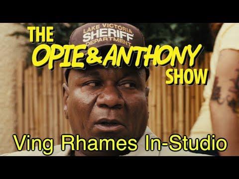 Opie & Anthony: Ving Rhames In-Studio (08/05, 08/09 & 08/10/10)