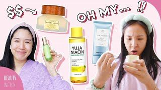 😍 Testing 10 New & Exciting Skincare Finds: Some Bi Mi, Good Molecules, Tatar Harper & More!