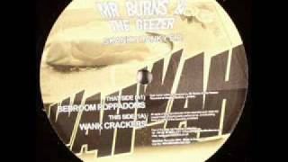 Mr. Burns & The Geezer - Bedroom poppadoms