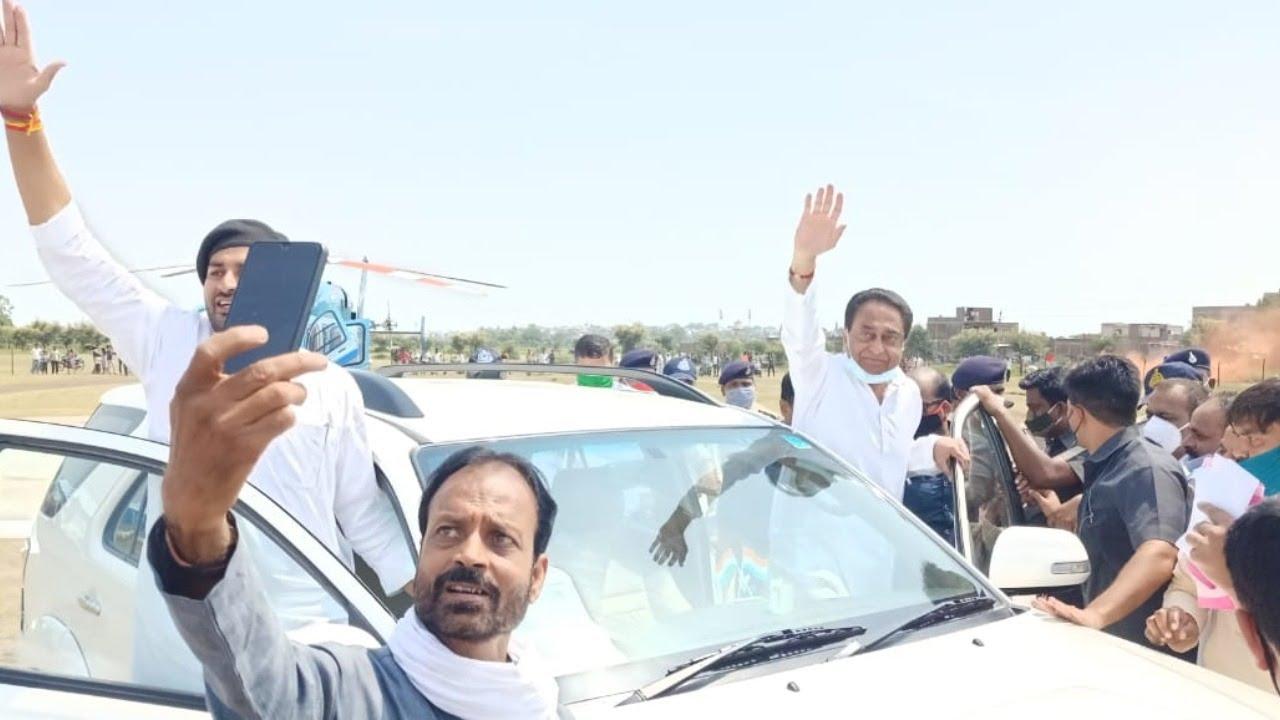 मध्यप्रदेश के मंदसौर से पूर्व CM कमलनाथ ने खोली शिवराज सरकार की पोल, जनसभा LIVE देखिये !