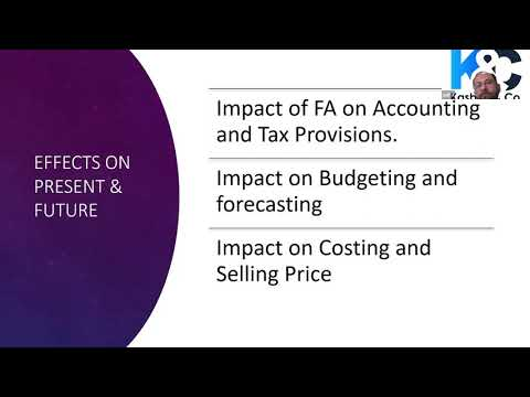 Finance Acts Workshop  - How it will Pay Back?