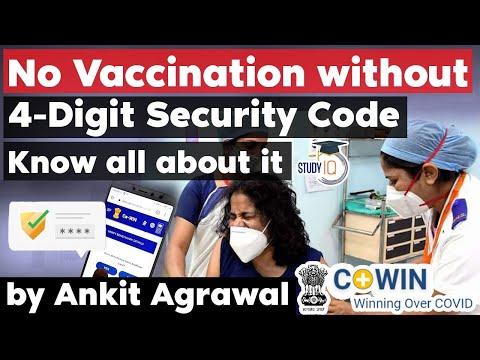 CoWIN Vaccine Registration