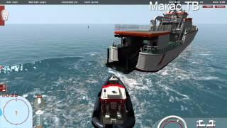 Ship Simulator Maritime Search and Rescue (2014) симулятор корабля