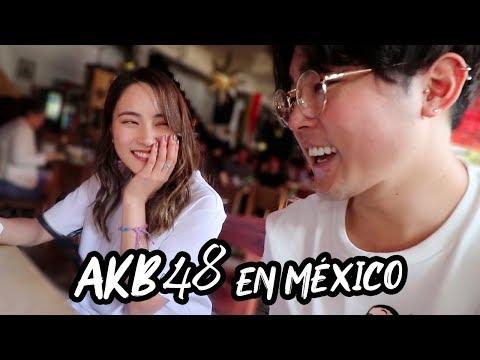 UN DÍA CON UNA IDOL JAPONESA DE AKB48 | kenroVlogs ft. Anna Iriyama